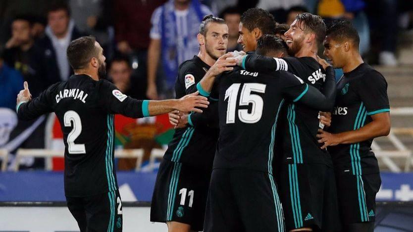 Dónde ver el Real Madrid-Betis y horario del partido de Liga