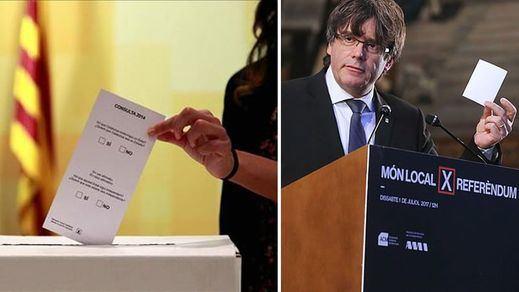 Protección de Datos investiga el origen del censo electoral catalán para el referéndum