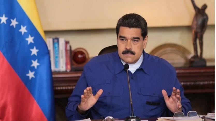 Maduro critica la 'represión contra el pueblo catalán que ha ordenado Rajoy'