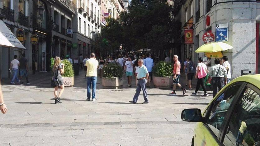 Bolardos, maceteros... Madrid se blindará en las calles contra el terrorismo yihadista