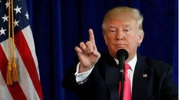 Trump amenaza con 'destruir totalmente' Corea del Norte en su discurso en la ONU