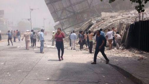 México vuelve a temblar: nuevo terremoto que deja más de 220 muertos
