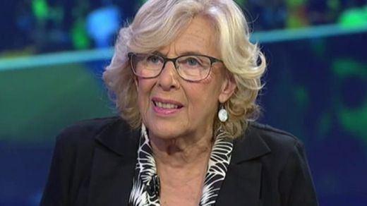 Las sorprendentes y explosivas declaraciones de Carmena sobre el referéndum de Cataluña