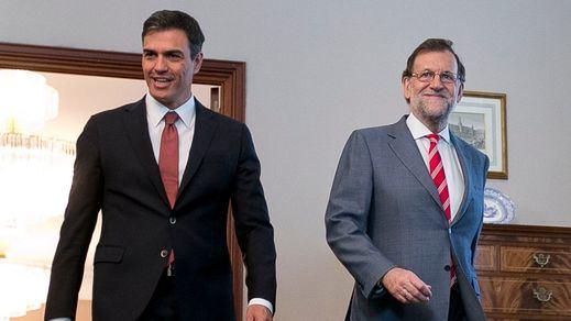 El PSOE dinamita la unión de partidos 'constitucionalistas' contra el procés catralán