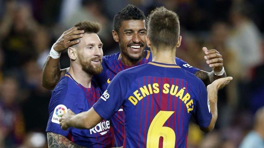 Otro festín de Leo: el Barça abusa de un flojo Eibar (6-1)