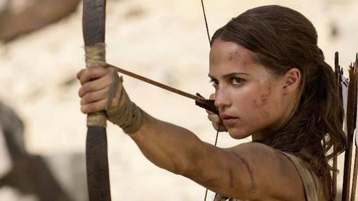 Primer tráiler del remake de 'Tomb Raider', con Alicia Vikander