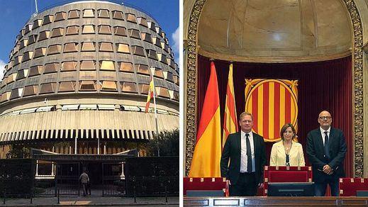 Ya es definitivo: el Tribunal Constitucional anula las leyes separatistas del Govern catalán
