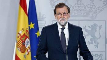Rajoy decreta la muerte del 1-O: