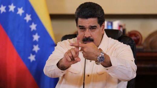 Maduro denuncia que Trump está planificando su muerte