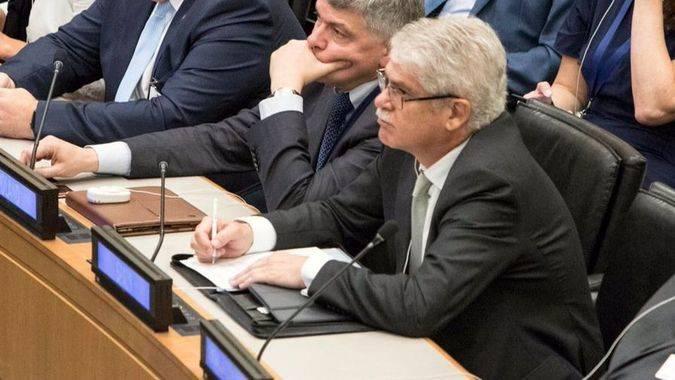 España lleva hasta la ONU las