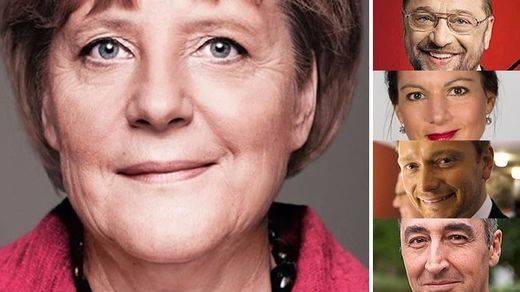 Merkel ganará el domingo sus cuartas elecciones consecutivas y la ultraderecha entrará con fuerza en el Parlamento