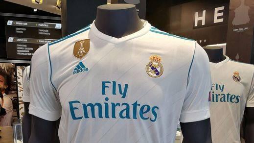 El Madrid podrá pagarse un 'Neymar' cada año sólo por la camiseta