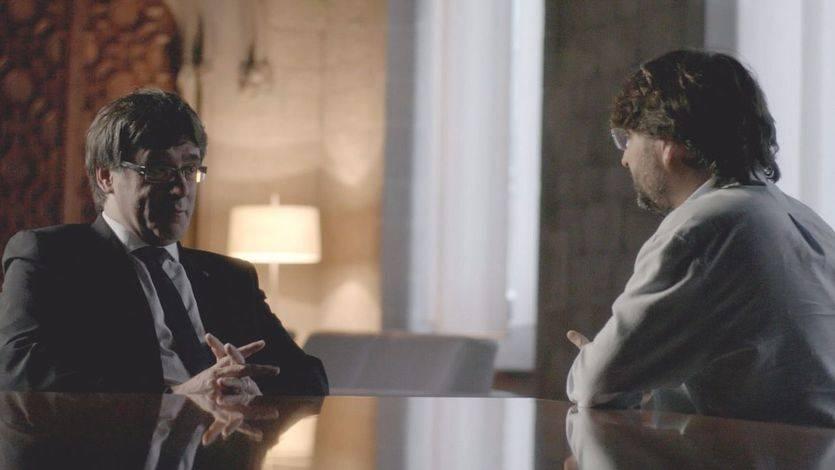 La entrevista de Jordi Évole a Puigdemont en 'Salvados' promete ser de impacto