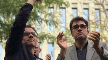 Ya están en libertad los 'presos políticos' catalanes que denunciaba Pablo Iglesias