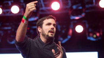Garzón acusa a Rajoy de instaurar un 'estado de represión inédito en España'