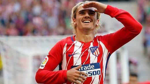 El Atleti se gusta en el Metropolitano y se impone al Sevilla (2-0)