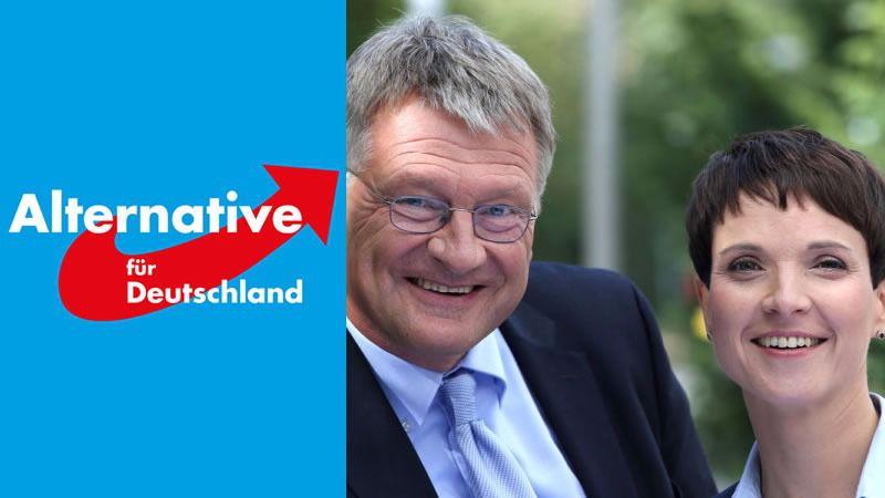 Resultado de imagen para Fotos de Alternativa para Alemania (AfD),