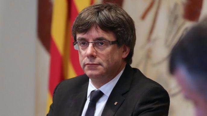 Puigdemont podría acabar en prisión los próximos días