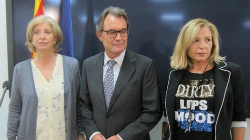 El Tribunal de Cuentas exige 5,25 millones a Artur Mas por la consulta del 9-N