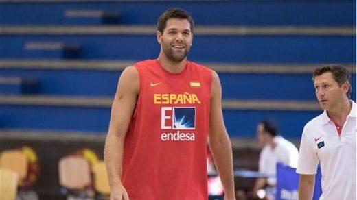 Y tras el adiós de Navarro... Felipe Reyes anuncia su retirada de la selección