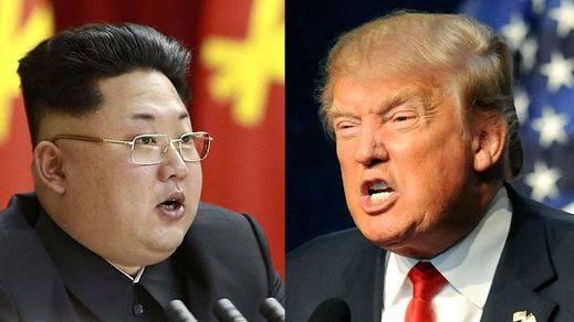 Más tensión, imposible: Corea del Norte considera que EEUU le ha declarado la guerra y este país lo niega