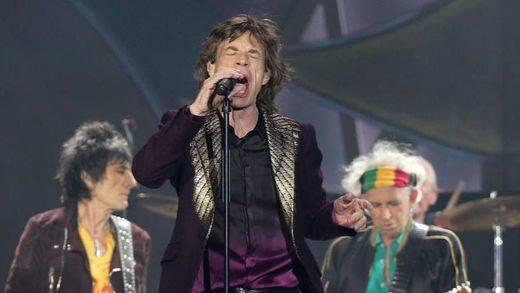 Los Rolling Stones ya están en Barcelona