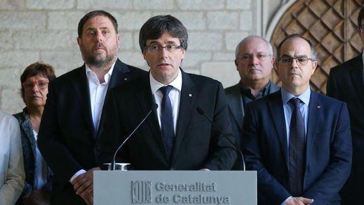 El Govern habría enviado los sobres electorales para el domingo pese a la prohibición judicial