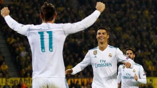 Bale cerró unas cuantas miles de bocas con su partidazo en Dortmund (1-3)