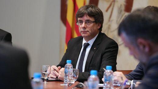 Puigdemont convoca la Junta de Seguridad por el referéndum del 1-O