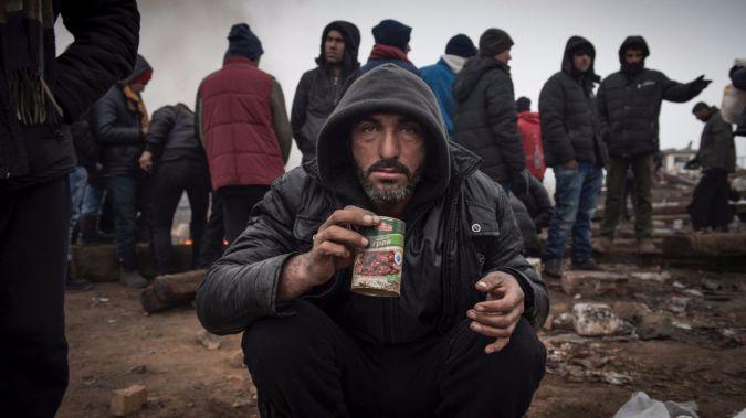 Una crisis migratoria global