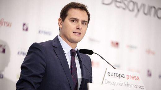 Rivera apoyaría la suspensión de la autonomía de Cataluña