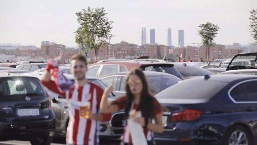 La picaresca española se hace de oro con el Wanda Metropolitano: cobrar por aparcar en la calle