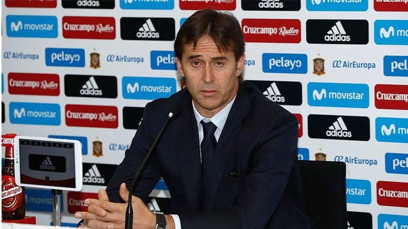 'Se queda': Piqué, convocado y respaldado por Lopetegui