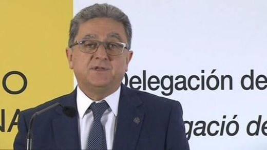 El delegado del Gobierno en Cataluña critica a los Mossos: