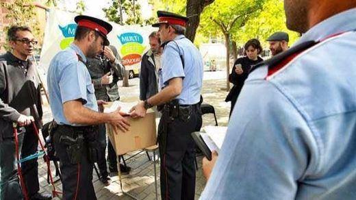 El Gobierno hace las 'paces' con los Mossos por terminar solicitando la colaboración policial