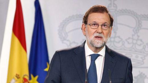 Rajoy intentará repartir el desgaste catalán entre el resto de partidos: convoca una cumbre