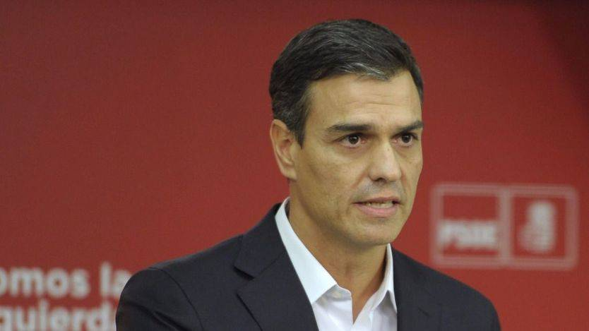 Pedro Sánchez, otro de los grandes perdedores del 1-O junto al PSOE