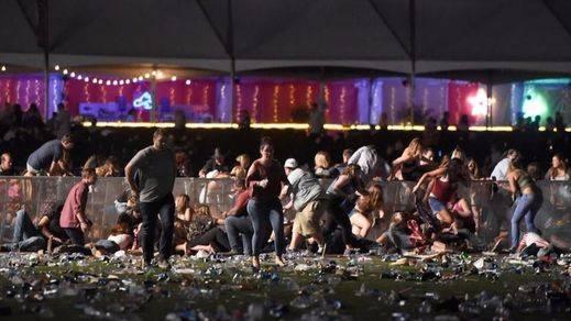 El tiroteo durante un concierto en Las Vegas deja ya 50 muertos y más de 500 heridos