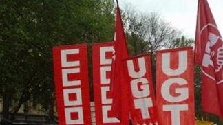 UGT y CCOO se desligan de la huelga general del 3-O