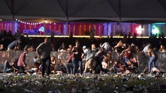 El tiroteo de Las Vegas ya deja 59 fallecidos y 527 heridos