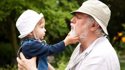 A propósito del papel de los abuelos en la familia