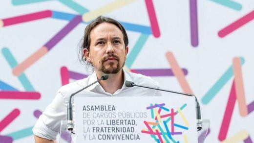 Iglesias convoca la mesa de partidos con los independentistas y propone buscar una mediación internacional