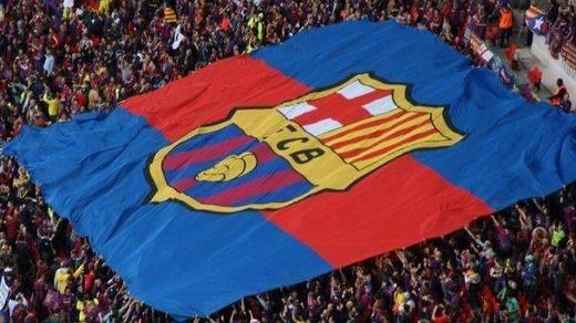 El Barça hace también huelga en protesta por las actuaciones policiales contra el referéndum