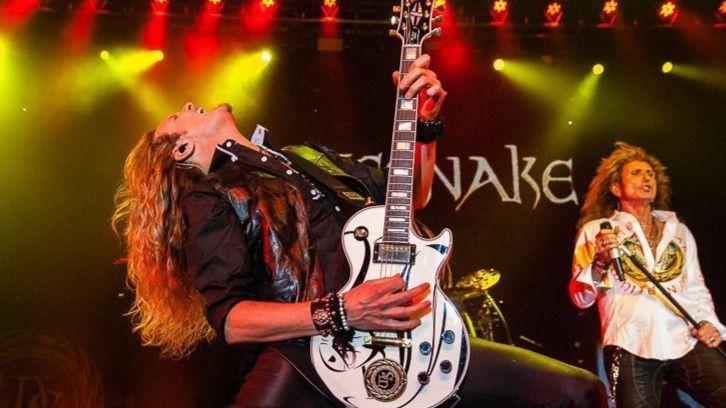 El mítico '1987' de Whitesnake vuelve 30 años después en una edición de lujo