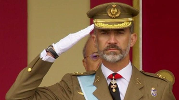El día en que el Rey se independizó de los catalanes