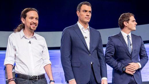 PP, PSOE y Cs, con el Rey; Podemos, IU y PNV, muy críticos con el monarca