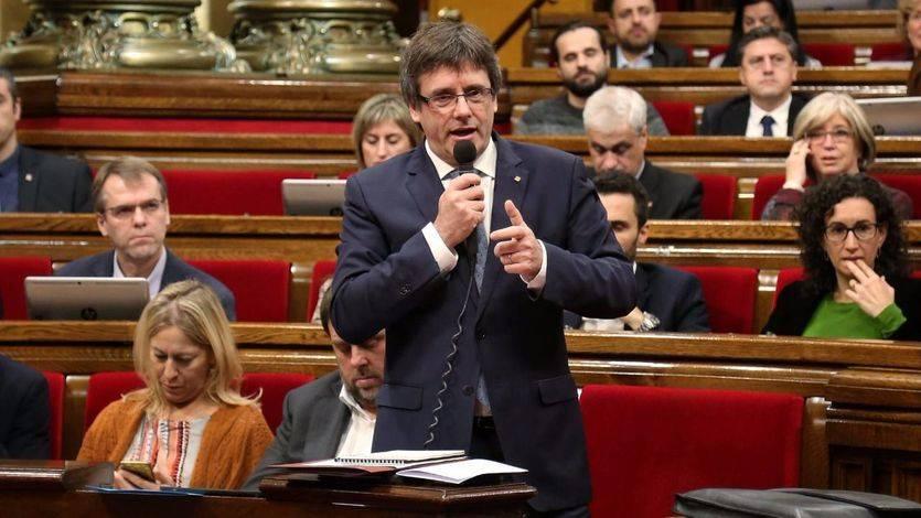 La Generalitat juega al despiste: convocada una sesión para el lunes 9 en el Parlament