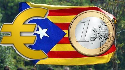 Situación límite de la economía catalana, ya herida por la deriva del procés