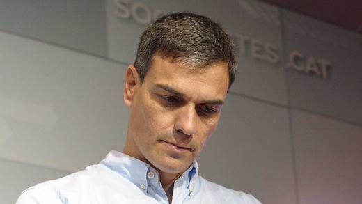 Pedro Sánchez, el gran perdedor de la política nacional en la crisis catalana