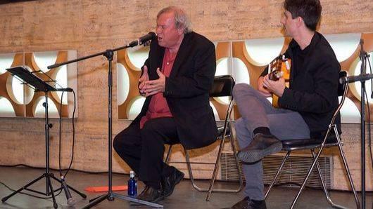 El mítico cantaor Manuel Gerena se une con su nuevo disco a los homenajes a Miguel Hernández